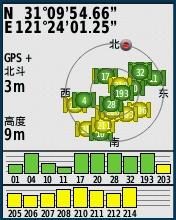 双星卫星信号