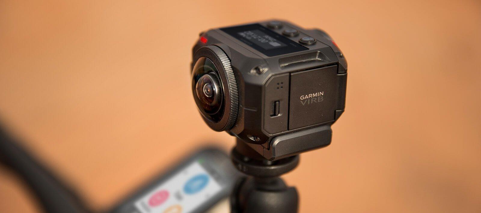 VIRB? 360 - 高清全景运动相机