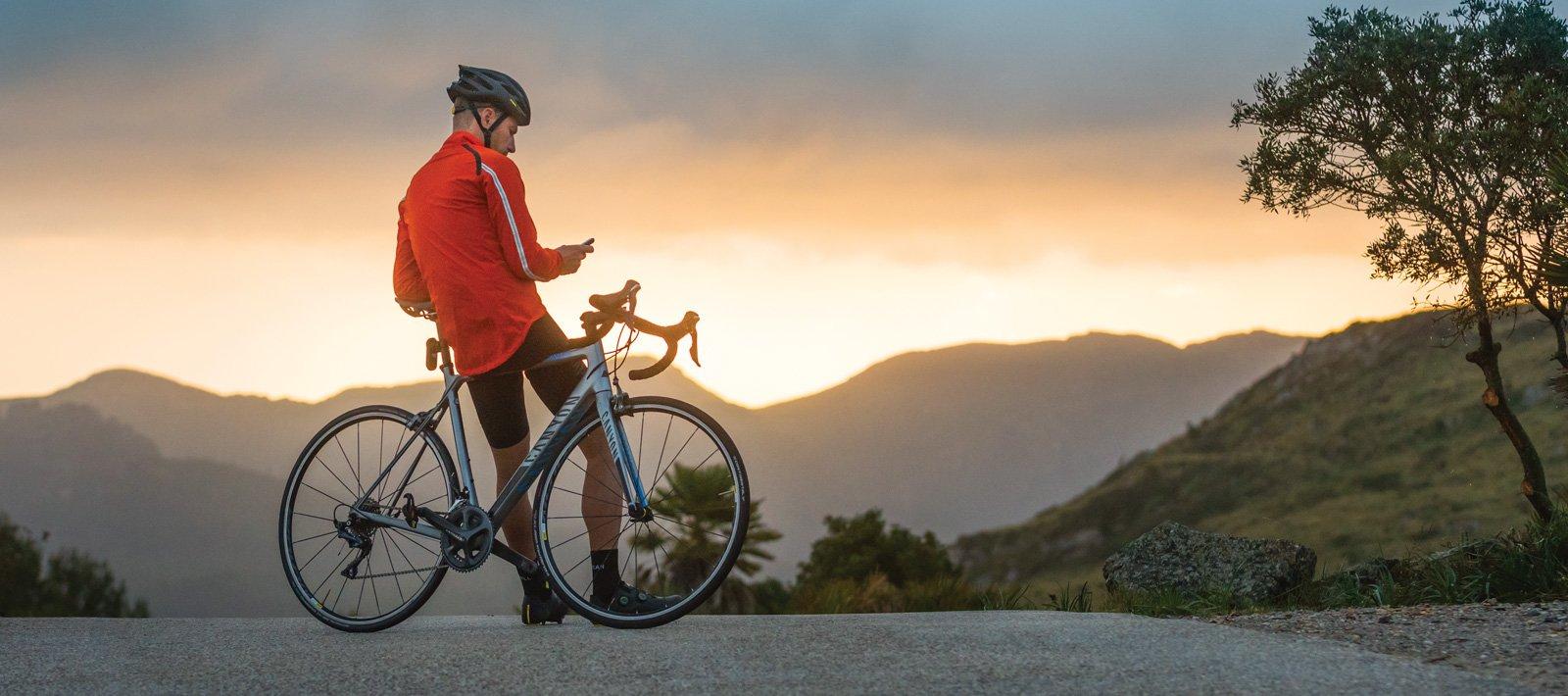 Edge? 130 - 自行车GPS智能码表
