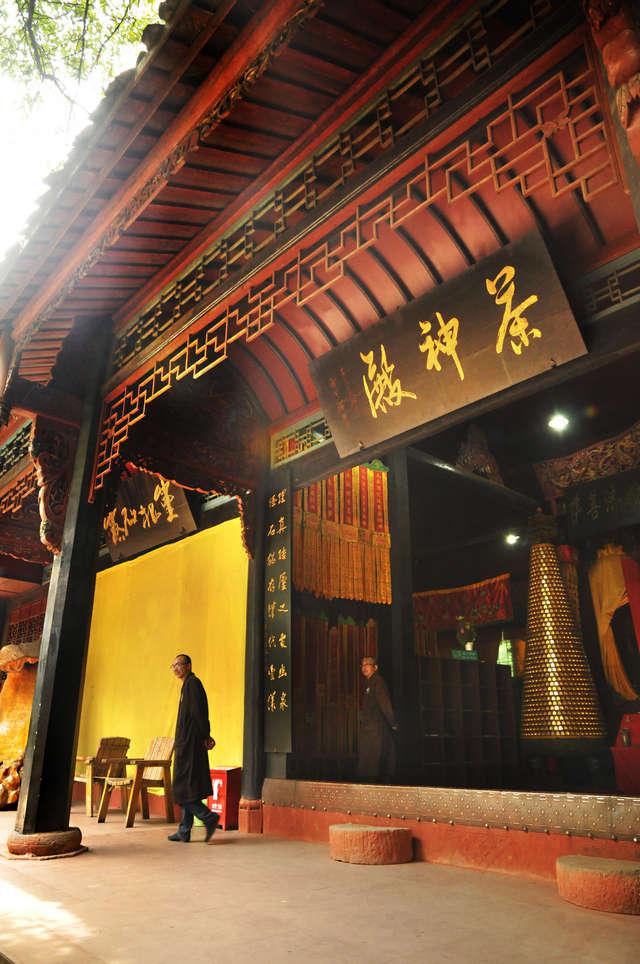 仙茶蒙顶山-峰峦挺秀奇花盛 | Garmin轻旅行 | Garmin | 中国 | 官方网站